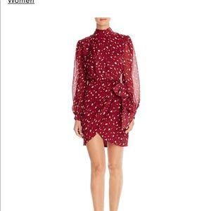 Bardot Kalia Leopard Print Dress